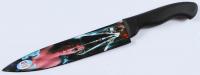"Heather Langenkamp Signed ""Nightmare on Elm Street"" Steel Knife (PSA Hologram) at PristineAuction.com"