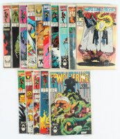 "Lot of (15) ""Wolverine"" Marvel Comic Books at PristineAuction.com"