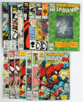 "Lot of (15) ""Spider-Man"" Marvel Comic Books at PristineAuction.com"