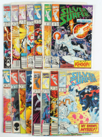 "Lot of (15) 1987-1992 ""Silver Surfer"" Marvel Comic Books at PristineAuction.com"