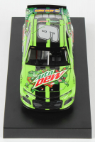 Chase Elliott 2019 NASCAR #9 Mountain Dew Dewnited States - 1:24 Premium Action Diecast Car at PristineAuction.com