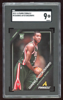 Giannis Antetokounmpo 2013-14 Pinnacle #5 RC (SGC 9) at PristineAuction.com