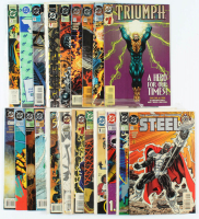 Lot of (20) DC Comic Books with Aquaman, The Spectre, Catwoman, Hawkman at PristineAuction.com