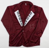 """Jimmy Hart Signed Jacket Inscribed """"Mouth of the South"""" & """"2005 HOF"""" (PSA COA) at PristineAuction.com"""