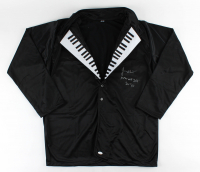 "Jimmy Hart Signed Jacket Inscribed ""Mouth of the South"" & ""2005 HOF"" (PSA COA) at PristineAuction.com"