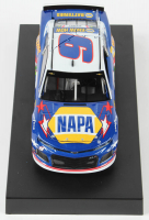 Chase Elliott 2019 NASCAR #9 NAPA Batteries Patriotic - 1:24 Premium Action Diecast Car at PristineAuction.com