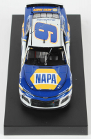 Chase Elliott 2019 NASCAR #9 NAPA - Watkins Glen Win - Raced Version - 1:24 Premium Action Diecast Car at PristineAuction.com