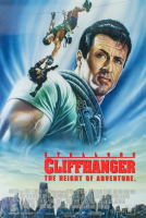 """Cliffhanger"" 27x40 Double-Sided Movie Poster at PristineAuction.com"