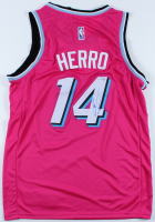 Tyler Herro Signed Heat Jersey (PSA COA) at PristineAuction.com