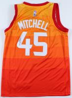 Donovan Mitchell Signed Jazz Jersey (JSA COA) at PristineAuction.com