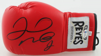 Floyd Mayweather Jr. Signed Cleto Reyes Boxing Glove (Beckett COA) at PristineAuction.com