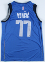 Luka Doncic Signed Mavericks Jersey (PSA COA) at PristineAuction.com