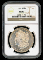 1879-S Morgan Silver Dollar (NGC MS64) at PristineAuction.com