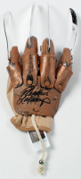 "Heather Langenkamp Signed ""A Nightmare on Elm Street"" Freddy Krueger Replica Glove (PSA Hologram) at PristineAuction.com"