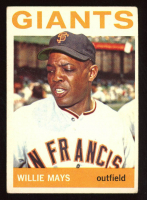 Willie Mays 1964 Topps #150 at PristineAuction.com