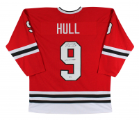 "Bobby Hull Signed Jersey Inscribed ""HOF 1983"" (Beckett COA) at PristineAuction.com"