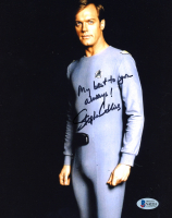 "Stephen Collins Signed ""Star Trek"" 8x10 Photo Inscribed ""My Best To You Always!"" (Beckett COA) at PristineAuction.com"
