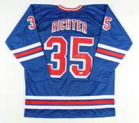 Mike Richter Signed Jersey (JSA COA) at PristineAuction.com