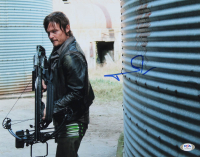 """Norman Reedus Signed """"The Walking Dead"""" 11x14 Photo (PSA COA) at PristineAuction.com"""