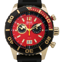 Brandt & Hoffman Bayliss Men's Chronograph Watch at PristineAuction.com