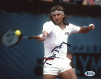 Bjorn Borg Signed 8x10 Photo (Beckett COA) at PristineAuction.com