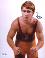 Dan Gable Signed 8x10 Photo (Beckett COA) at PristineAuction.com
