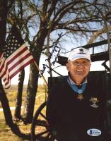 "Robert Modzejewski Signed 8x10 Photo Inscribed ""US Marine"" (Beckett COA) at PristineAuction.com"