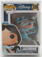 "Linda Larkin Signed ""Disney"" #326 Jasmine Funko Pop! Vinyl Figure Inscribed ""Princess Jasmine"" (Beckett COA) at PristineAuction.com"