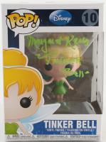 """Margaret Kerry Signed """"Disney"""" #10 Tinker Bell Funko Pop! Vinyl Figure Inscribed """"Tinker Bell"""" (PSA Hologram) at PristineAuction.com"""
