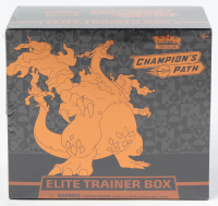 Pokémon TCG: Champion's Path Elite Trainer Box with (10) Booster Packs at PristineAuction.com
