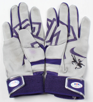 Corey Dickerson Signed Pair of Game-Used Batting Gloves (PSA COA) at PristineAuction.com
