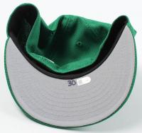 Socrates Brito Signed Game-Used Diamondbacks St. Patricks New Era Cap (MLB Hologram) at PristineAuction.com