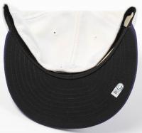 "Jake Lamb Signed Game-Used Diamondbacks Baseball Hat Inscribed ""Game Used"" (MLB Hologram) at PristineAuction.com"