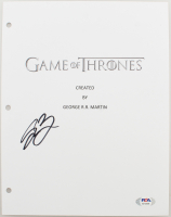 "Sean Bean Signed ""Game of Thrones"" Episode Script Cover (PSA Hologram) at PristineAuction.com"