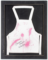 Gunnar Hansen Signed Apron (Beckett LOA) at PristineAuction.com