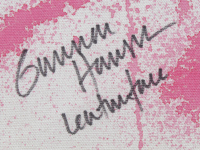 "Gunnar Hansen Signed Apron Inscribed ""Leatherface"" (Beckett LOA) (See Description) at PristineAuction.com"