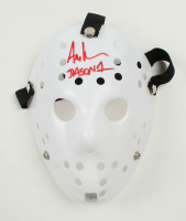 "Ari Lehman Signed ""Friday the 13th"" Mask Inscribed ""Jason 1"" (Lehman Hologram) at PristineAuction.com"