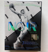 2019-20 Panini Noir Basketball Hobby Box with (10) Cards at PristineAuction.com