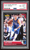 Luka Doncic 2018-19 Panini Instant #134 RC (PSA 8.5) at PristineAuction.com