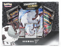 Pokemon Champion's Path Dubwool V Collection Box at PristineAuction.com