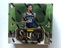 2019-20 Panini Select Basketball Hobby Box with (12) Packs at PristineAuction.com
