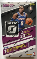2019-20 Panini Donruss Optic Basketball Hobby Box with (20) Packs at PristineAuction.com