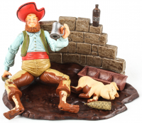 "Disney's ""Pirates of the Caribbean"" Statue at PristineAuction.com"