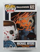 """Tony Moran Signed """"Halloween"""" #622 Special Edition Michael Myers Funko Pop! Vinyl Figure Inscribed """"H1"""" (Legends COA) at PristineAuction.com"""