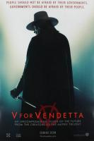 """V For Vendetta"" 27x40 Original Teaser Movie Poster at PristineAuction.com"