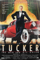 """Tucker: The Man And His Dream"" 27x40 Original Movie Poster at PristineAuction.com"