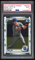 Bobby Witt Jr. 2020 Bowman Chrome Prospects #BCP25 (PSA 9) at PristineAuction.com