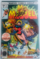 "Stan Lee Signed 1977 ""Ms. Marvel"" Issue #10 Marvel Comic Book (Lee COA) at PristineAuction.com"