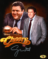 """George Wendt Signed """"Cheers"""" 8x10 Photo (MAB Hologram) at PristineAuction.com"""