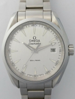 Omega Seamaster Aqua Terra Men's Wristwatch (Box, Tag, & Papers) at PristineAuction.com
